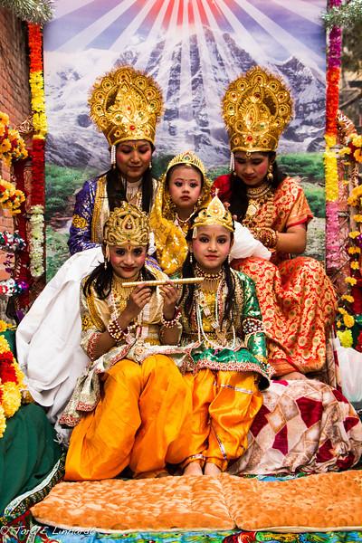 Shiva Puri float- Nepal