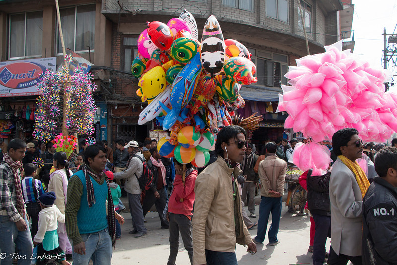 Festival Day- Kathmandu, Nepal