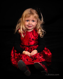 John Catanzaro Daughter Izzy Dec 2011