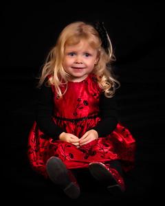 John Catanzaro Daughter Izzy Dec 2011
