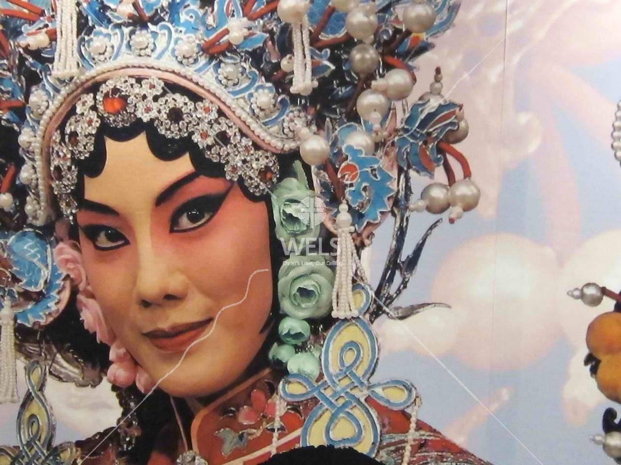 Traditional Chinese opera, Taichung, Taiwan by kstellick