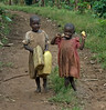Water carriers, Uganda
