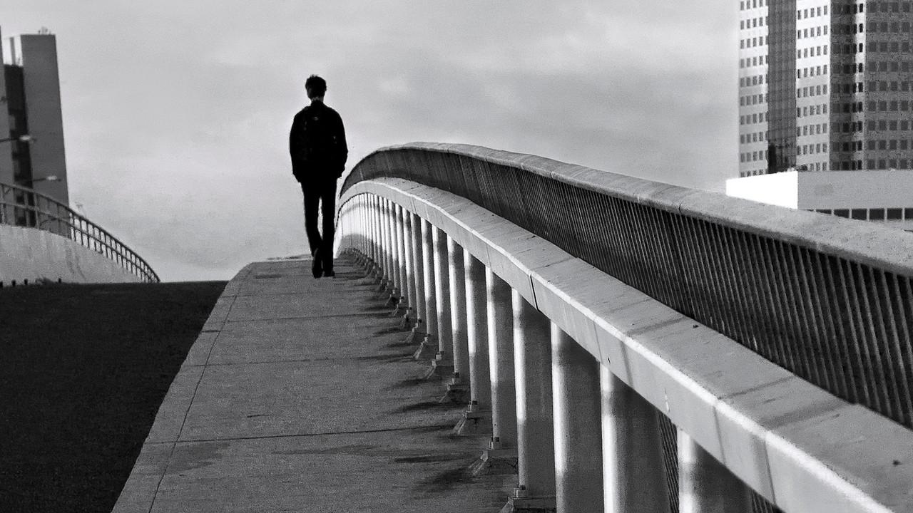 Lone Stroll 2