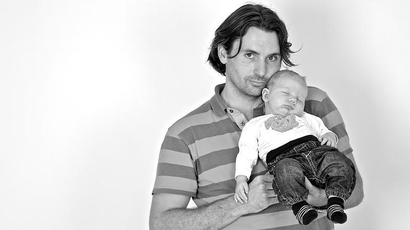 Das ist Dominik mit Finn<br /> This is Dominik with Finn