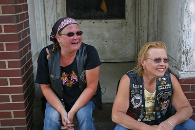 Ladies of Harley in the Ohio Valley