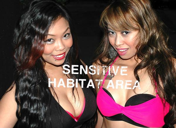 sensitive habitat