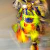 SeminoleTribal dancer - Man 2