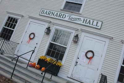 Barnard Town Hall