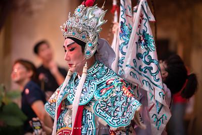 Chinese Opera at Lhong 1919