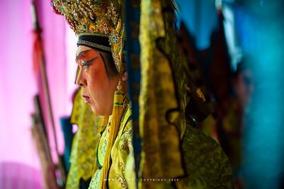 Chinese Opera at Yaowarat