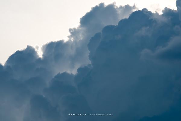 Cloud and Sky, Lumphini Park