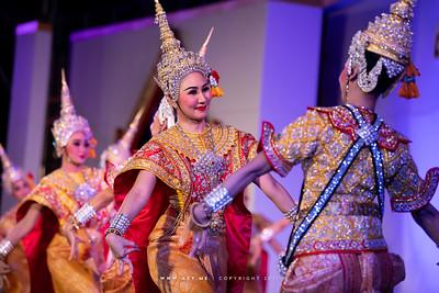 "Khon masked dance performance: ""Builiding a Bridge to Lanka"""