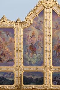 The Royal Crematorium for His Majesty King Bhumibol Adulyadej
