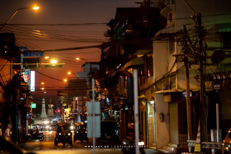 Bangkok Twilight