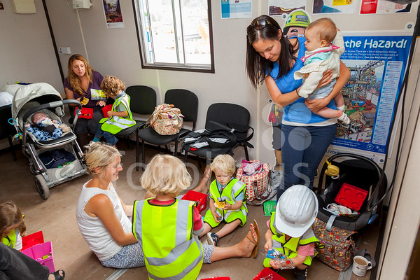 2 Glass Wharf - toddler group visit