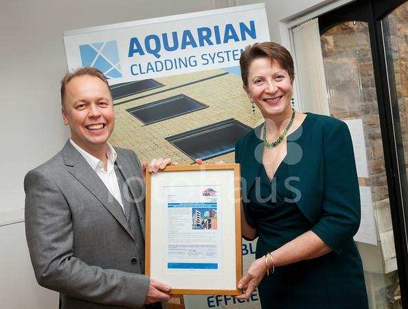 Aquarian Cladding BBA Award