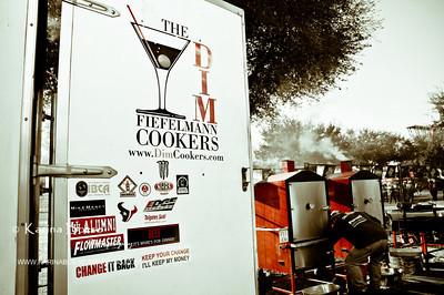 DIM BBQ Cook-Off
