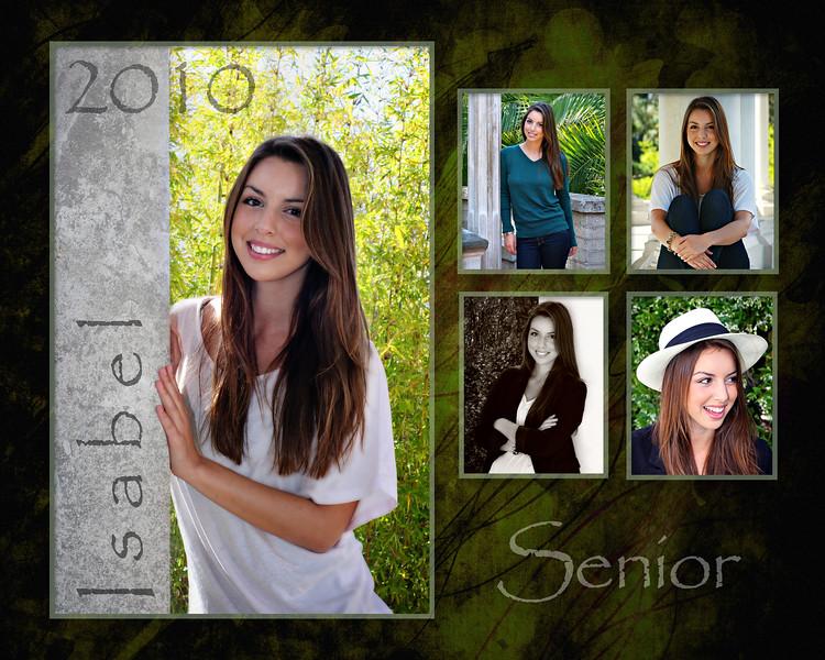 Isabel - senior2