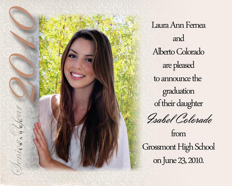 graduation announcement 10