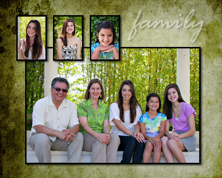 family collage 8x10 1
