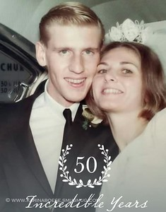 The Boeses 50th Wedding Anniversary