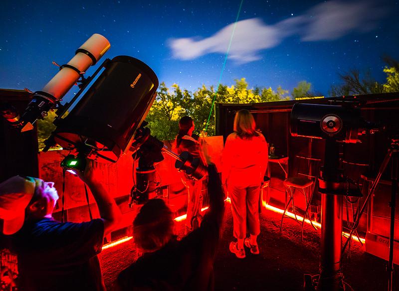 Deep-Space Astrophotography Workshop - Sean Parker