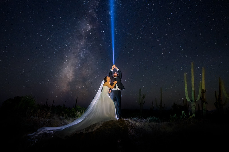 Milkyway Post Wedding Session