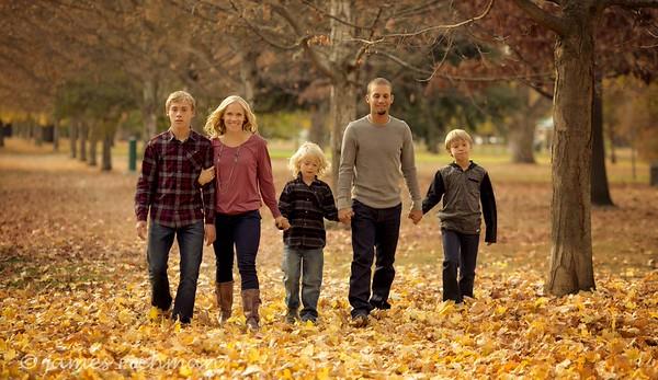 Jamie Lake Family