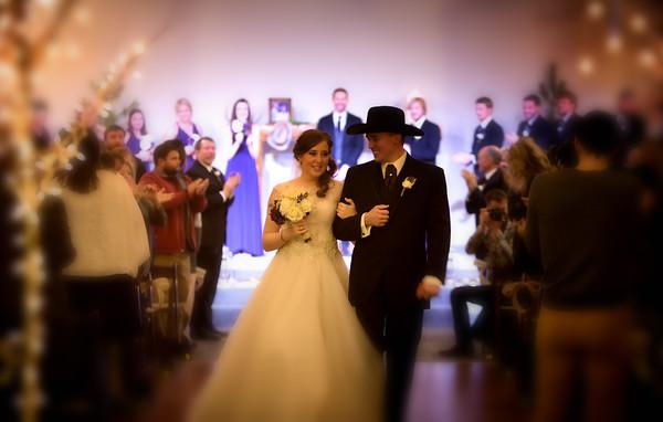 Morgan's Wedding - High Resolution