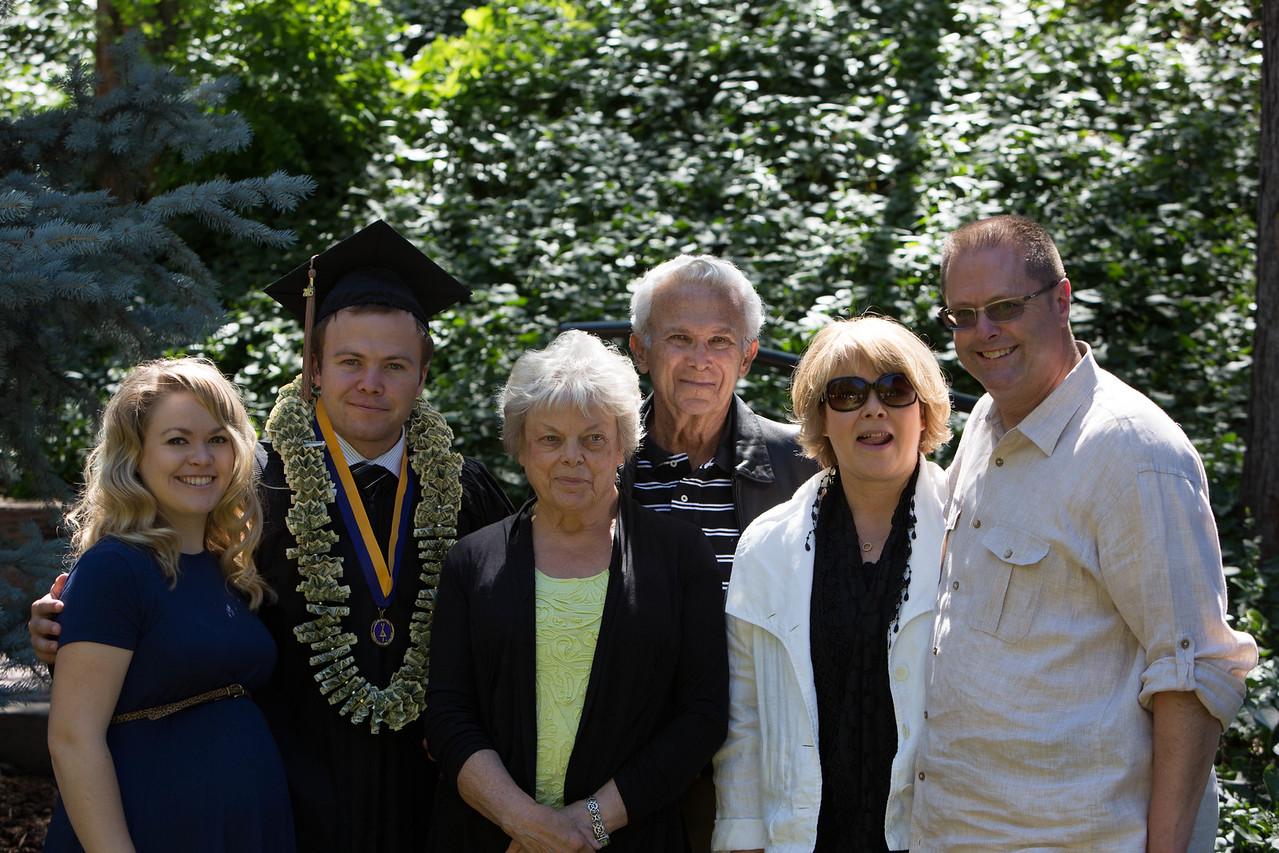 June 14 (WWU Graduation) 141