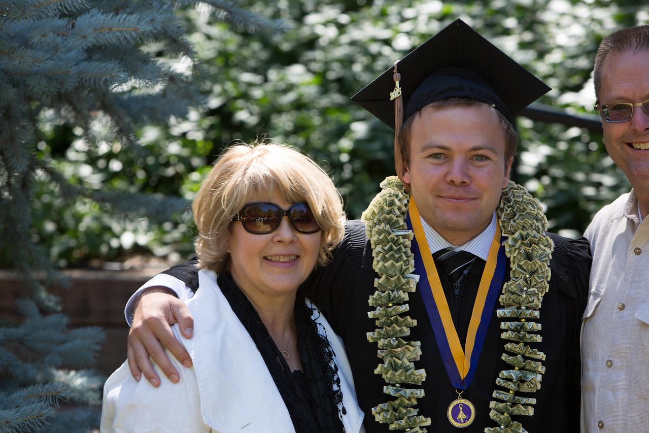 June 14 (WWU Graduation) 159
