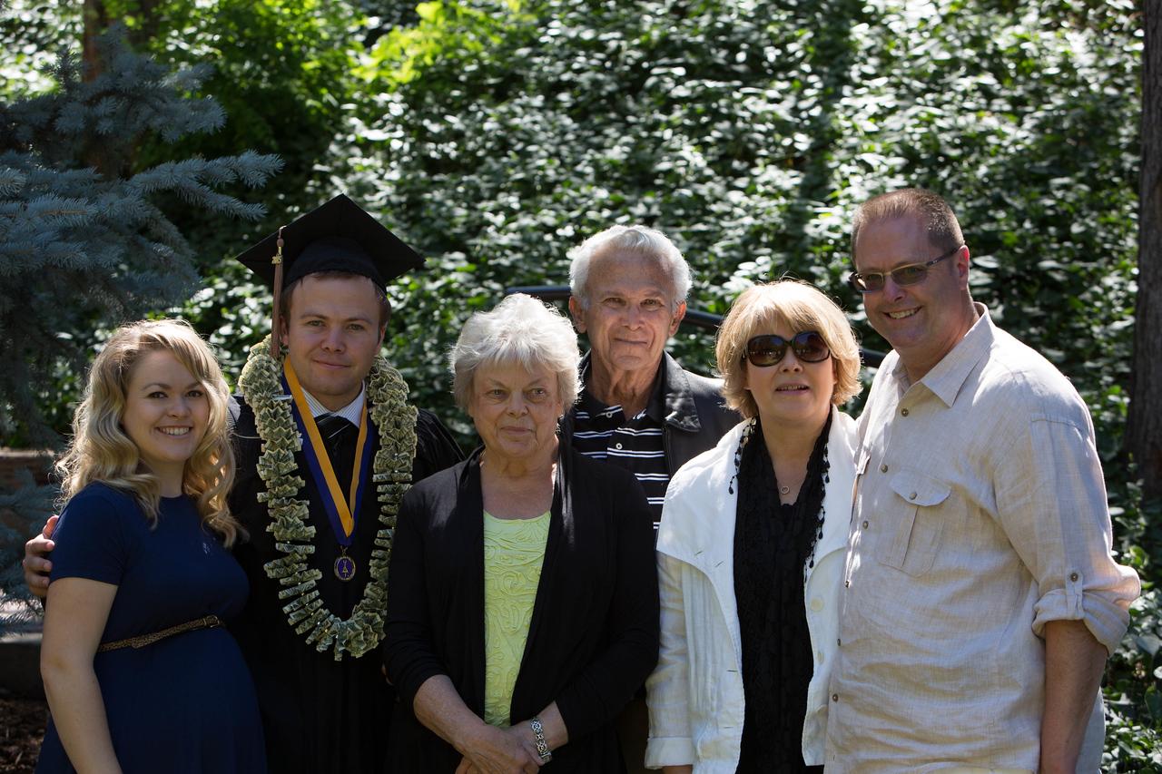June 14 (WWU Graduation) 142