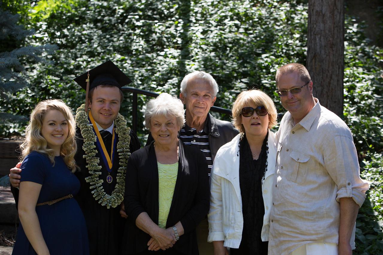 June 14 (WWU Graduation) 150
