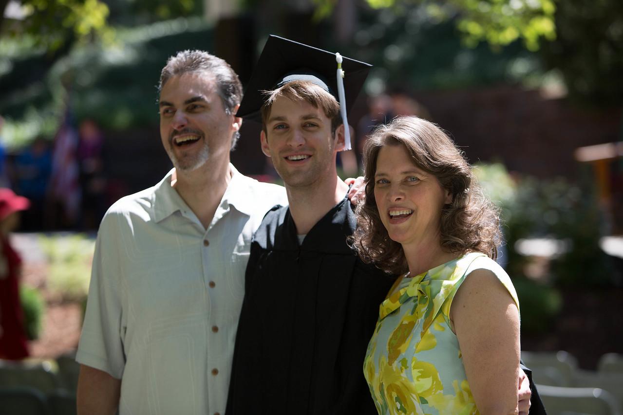 June 14 (WWU Graduation) 205