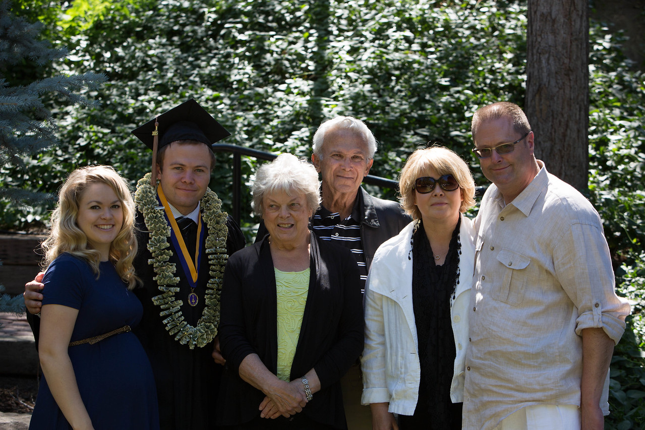June 14 (WWU Graduation) 152