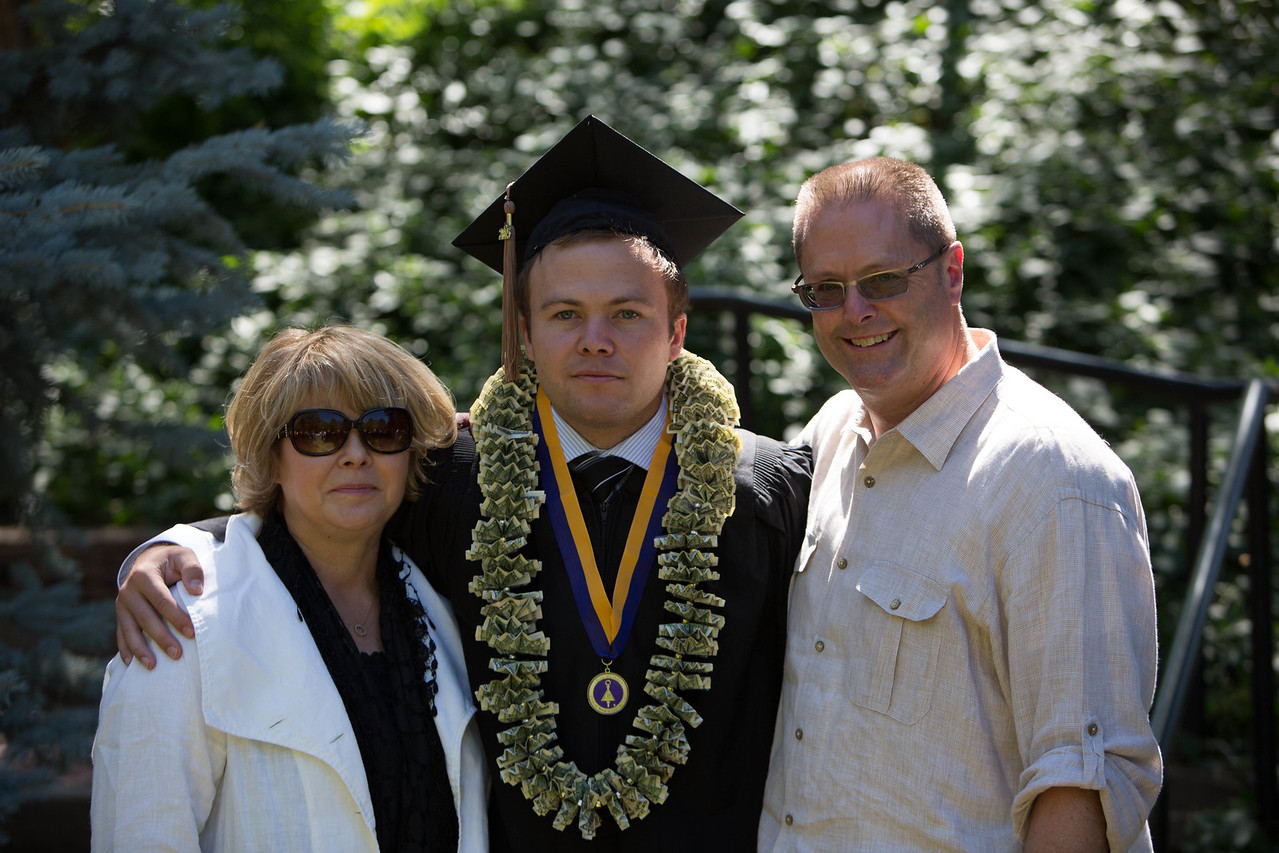 June 14 (WWU Graduation) 167