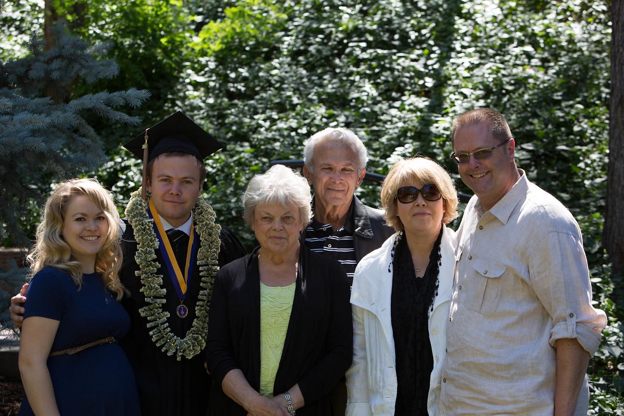 June 14 (WWU Graduation) 146