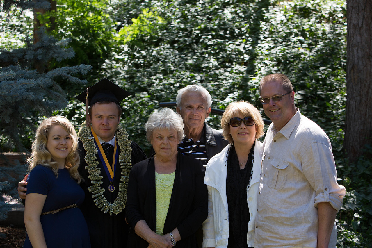 June 14 (WWU Graduation) 138