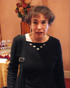 Maggie Isenman at Isadore Millstone 100 th birthday, January 7, 2007