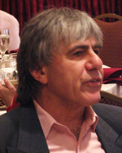 Rueven Gelbard, an Apter from Israel, at Isadore Millstone 100 th birthday, January 7, 2007