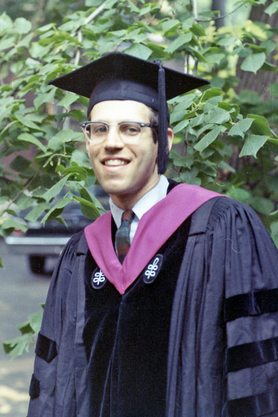 Dick, Doctor of Education, 1969, Harvard University