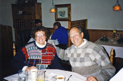 Dick and Beth, 1985 or so