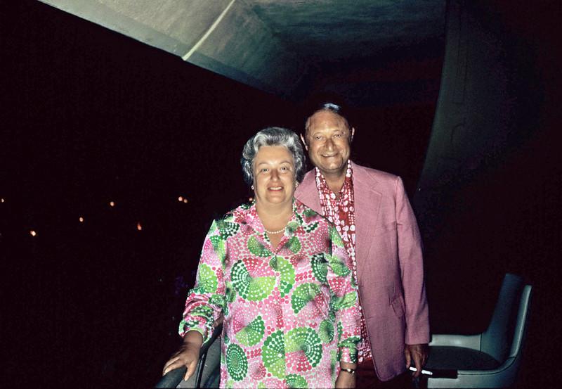 Julian and Dana, 1972