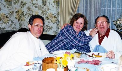 Robert Jan Kenneally and Mel