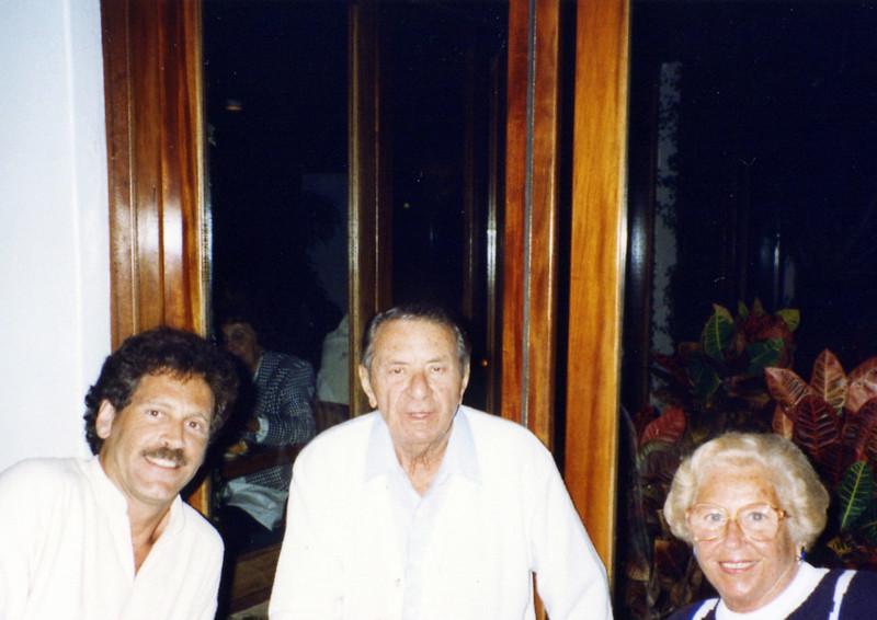 Ruben, Mel and Adele
