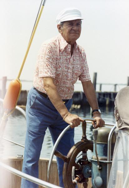 Captain Mel Roman