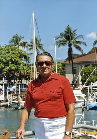 Mel age 72 in Hawaii