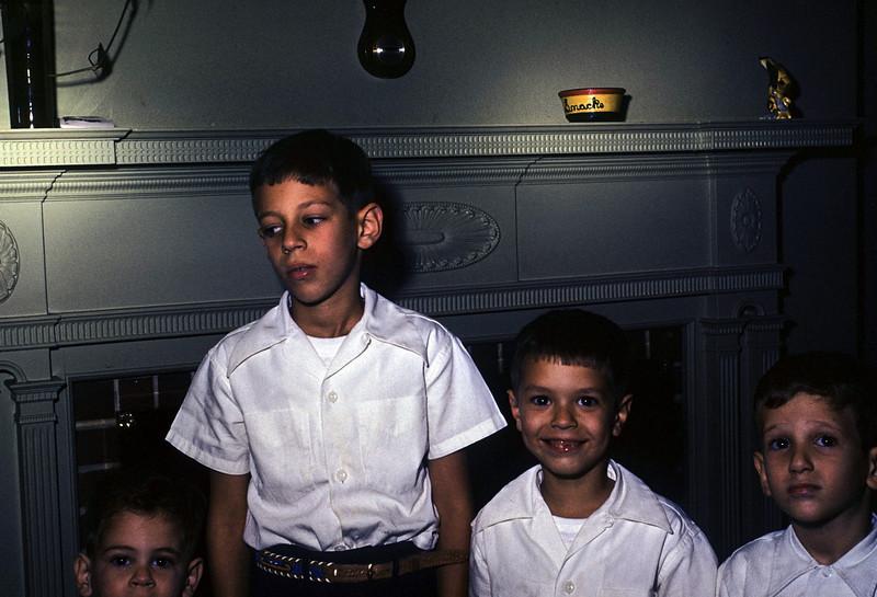 Ruben Dick Robert Randy Spitzer, 1955