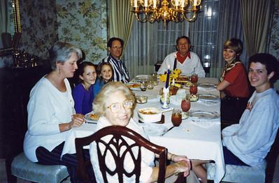 Sandra Sara Rose Cristina Robert Adele Mel Birgit Matt 1996?