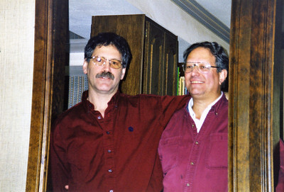 Ruben and Robert, 2000?